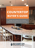 Counter Top Buyer's Guide