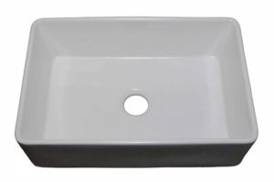 Ceramic Kitchen Farm Sink 1904 - Dimensions: L 30 in. x W 20 in. x D 8-1/2 in.