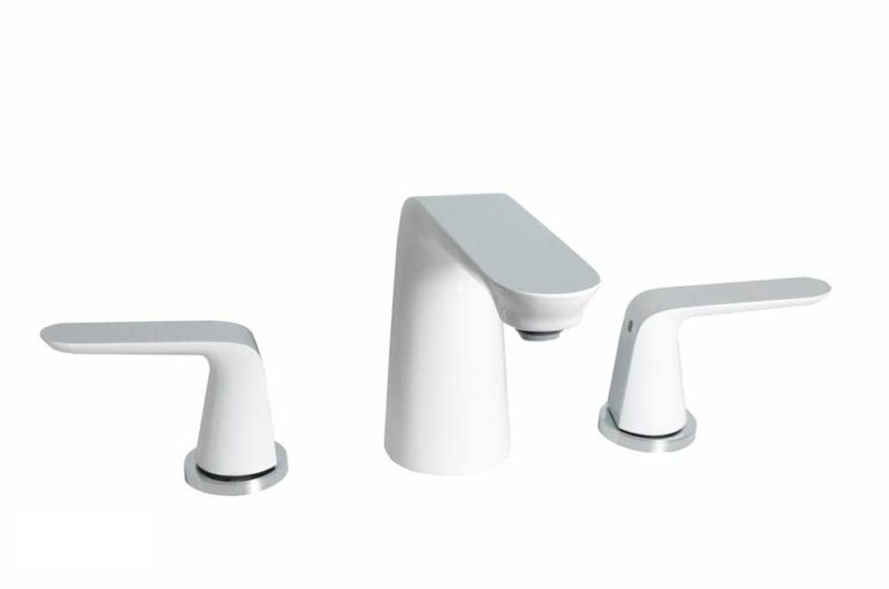 Contemporary Bathroom Vanity Faucet 212CHWDimensions: H 5-1/2 in. x W 7-1/2 in.