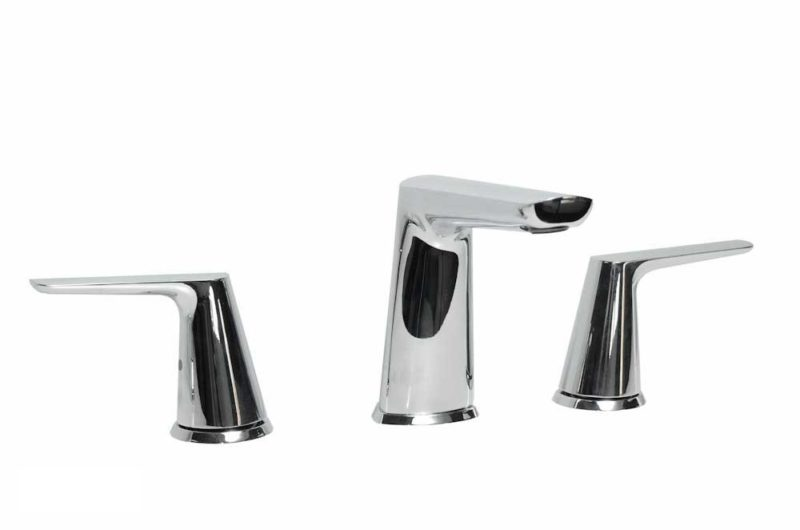 Contemporary Bathroom Vanity Faucet 512CH8 - Dimensions: H 5 in. x W 7 in.